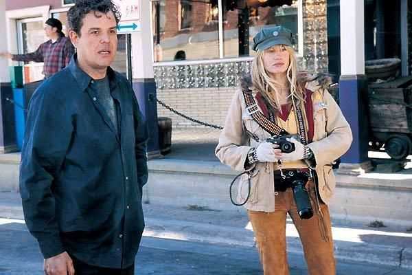 Danny Huston et Daryl Hannah. Silver City Films Inc