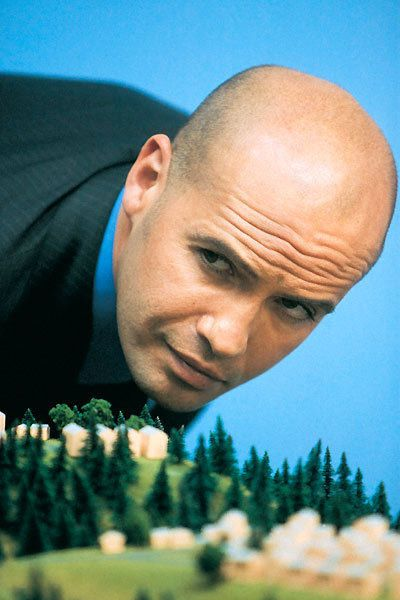 Billy Zane. Silver City Films Inc