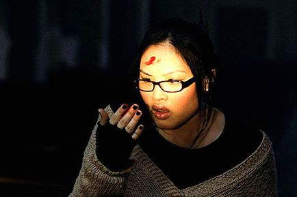 Kristy Wu, Jeff Wadlow dans Cry_Wolf (Photo)