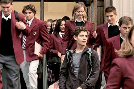 Julian Morris, Jeff Wadlow dans Cry_Wolf (Photo)