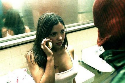 Sandra McCoy, Jeff Wadlow dans Cry_Wolf (Photo)