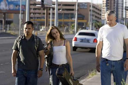 The Lucky Ones - Michael Peña, Rachel McAdams et Tim Robbins
