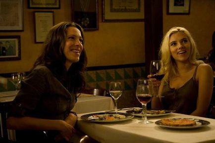 Vicky Cristina Barcelona - Rebecca Hall et Scarlett Johansson
