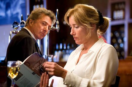 Last Chance for Love - Dustin Hoffman et Emma Thompson
