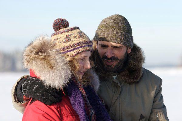 Sandrine Kiberlain et Pascal Elbé. UGC