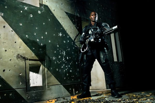 Adewale Akinnuoye-Agbaje. Paramount Pictures France