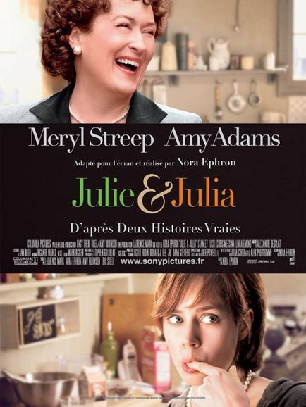 Julie et Julia (Affiche)
