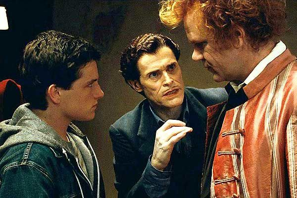 Chris Massoglia, Willem Dafoe et John C. Reilly. Universal Pictures International France