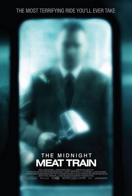 The Midnight Meat Train - Affiche américaine
