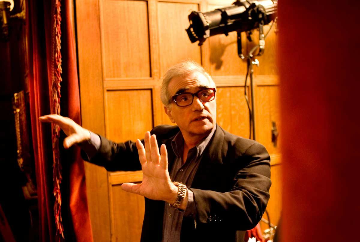 Martin Scorsese. Paramount Pictures France