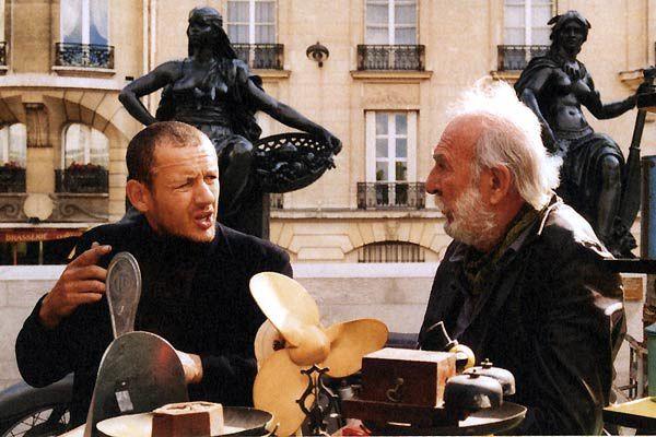 Dany Boon et Jean-Pierre Marielle. Warner Bros France - Bruno Calvo