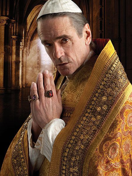 Jeremy Irons. Showtime Networks Inc.