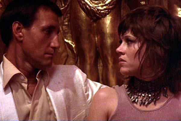 Roy Scheider et Jane Fonda. Solaris Distribution