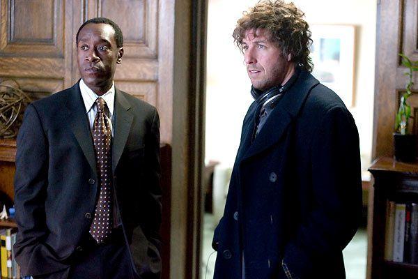 Don Cheadle et Adam Sandler. Gaumont Columbia Tristar Films