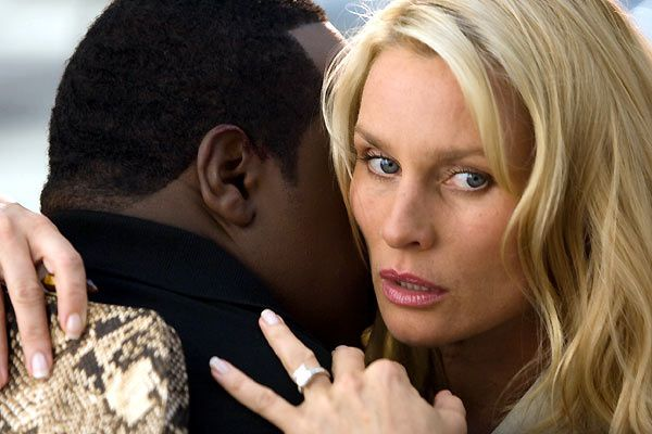 Cedric The Entertainer et Nicollette Sheridan. Bird and a Bear Entertainment