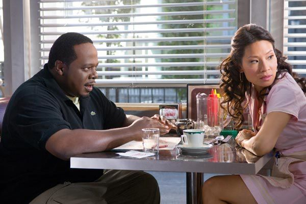 Cedric The Entertainer et Lucy Liu. Bird and a Bear Entertainment
