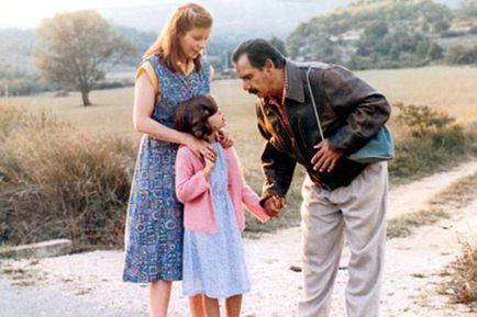 L'Eté meurtrier - Maïwenn (enfant) et Michel Galabru
