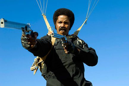 Scott Sanders dans Black Dynamite (Photo)