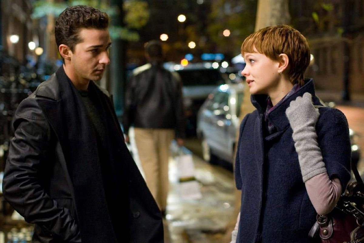 Shia LaBeouf et Carey Mulligan. Twentieth Century Fox France
