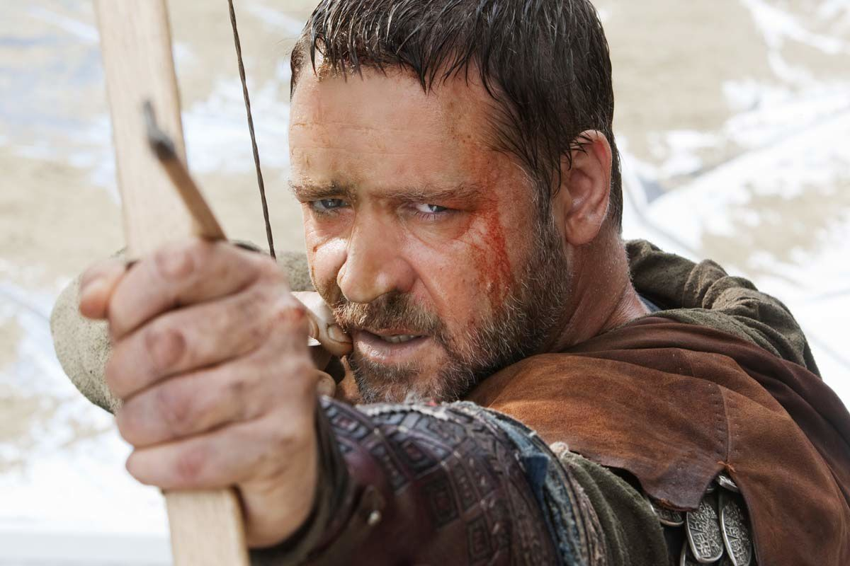 Russell Crowe. Universal Pictures International France