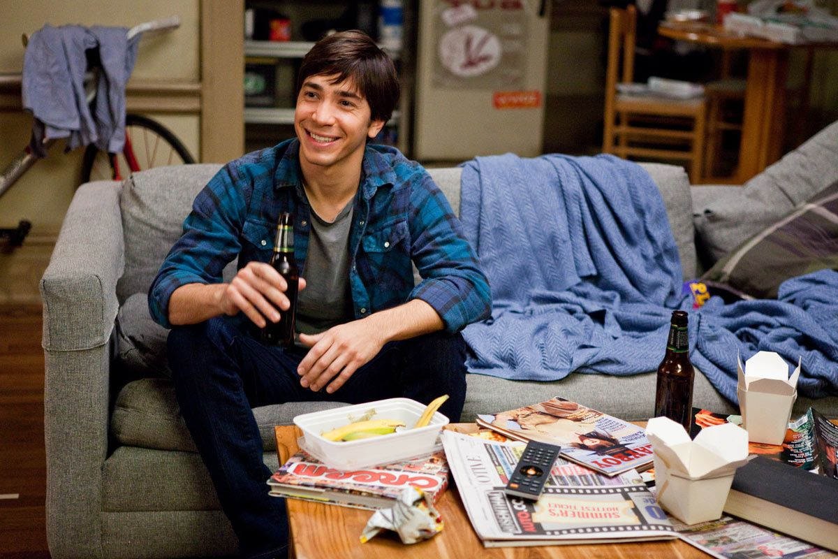Justin Long. Warner Bros. France