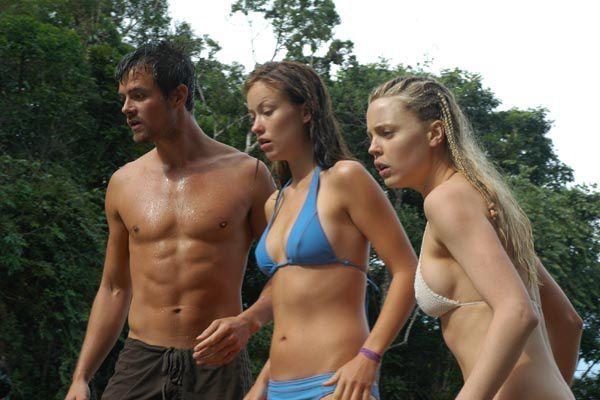 Josh Duhamel, Olivia Wilde et Melissa George. Boz Productions