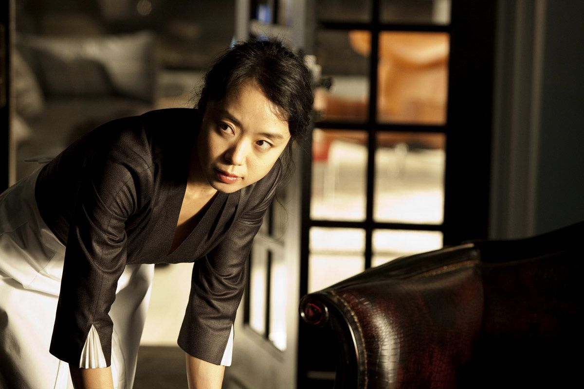 Jeon Do-Yeon. Pretty Pictures