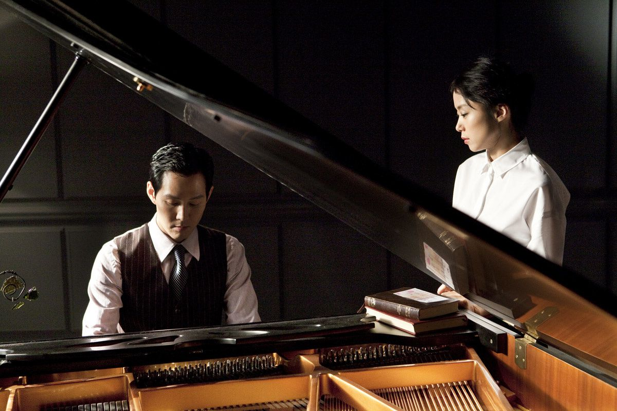 Jeon Do-Yeon et Lee Jung-jae. Pretty Pictures