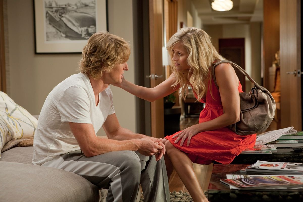 Owen Wilson & Reese Witherspoon. Sony Pictures Releasing France