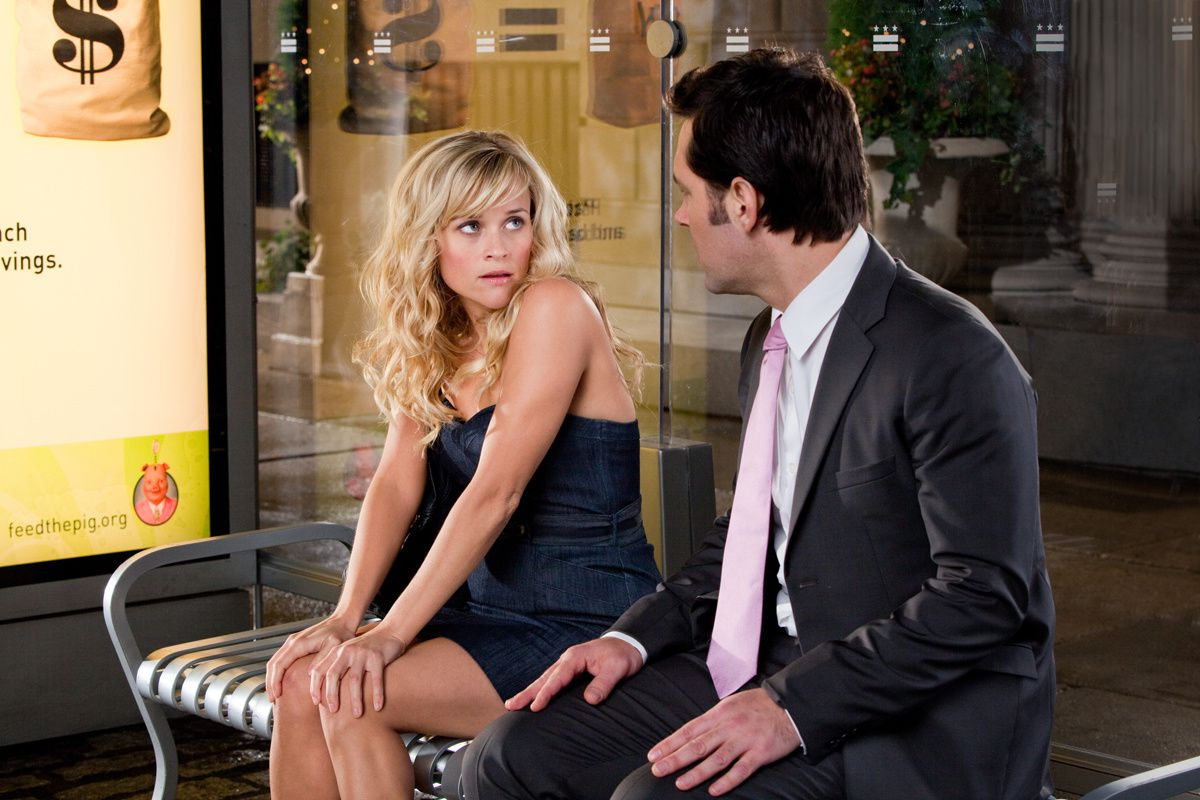 Reese Witherspoon & Paul Rudd. Sony Pictures Releasing France