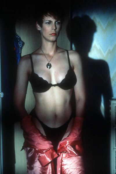 Jamie Lee Curtis. Collection Christophe L.