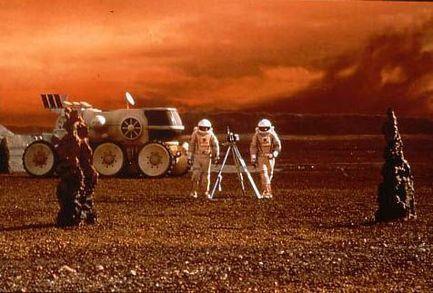 Mission to Mars (Photo)