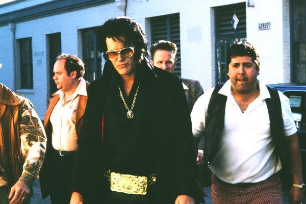 Bruce Campbell. WE Productions