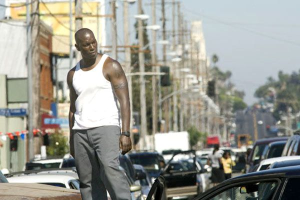 Tyrese Gibson. Focus Features