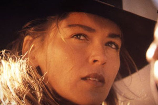 Sharon Stone. Collection Christophe L.