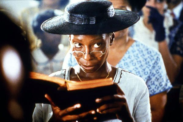 Whoopi Goldberg. Collection Christophe L.