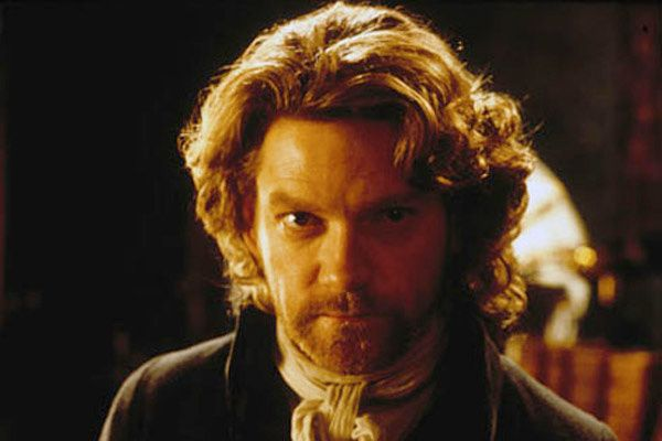 Kenneth Branagh. Collection Christophe L.