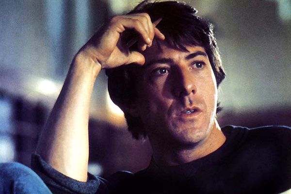 Dustin Hoffman. Collection Christophe L.
