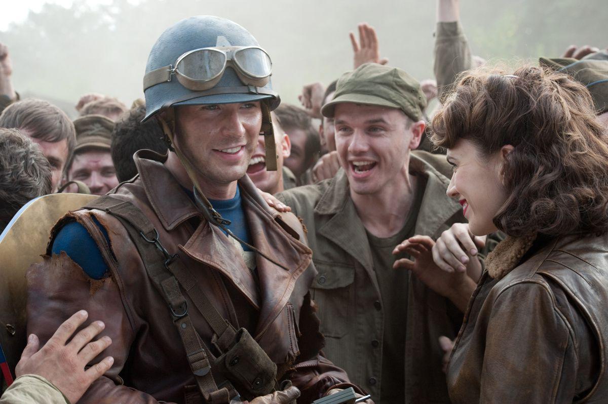Chris Evans. Paramount Pictures France