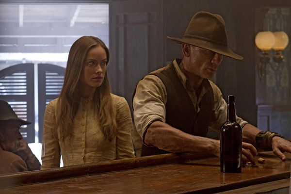 Olivia Wilde et Harrison Ford. Universal Pictures