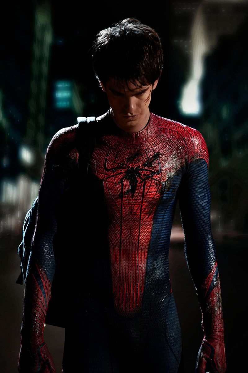 Andrew Garfield. Sony Pictures Entertainment