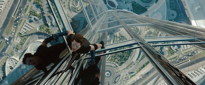 Tom Cruise. Paramount Pictures France