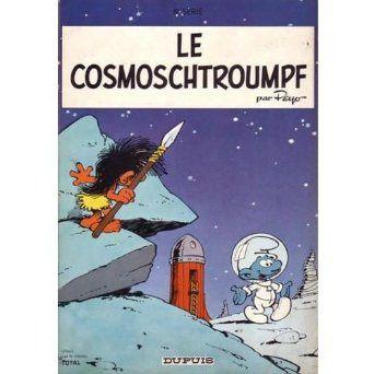 LE COSMOSCHTROUMPF [Comic]