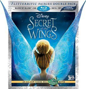 Secret of the Wings (Four-Disc Combo Blu-ray 3D Blu-ray DVD