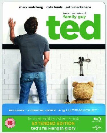 Ted - Extended Edition - Limited Edition Steelbook (Blu-ray