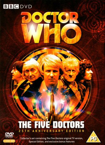 Doctor Who - The Five Doctors (25th Anniversary Edition) [1