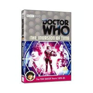 Doctor Who Bred for War The Invasion Of Time