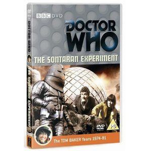 Doctor Who Bred for War The Sontaran Experiment