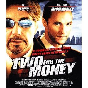 Two For The Money [Blu-ray]