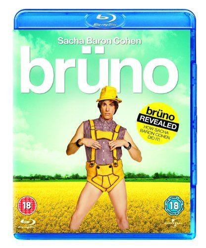 Bruno [Blu-ray] [Import anglais]